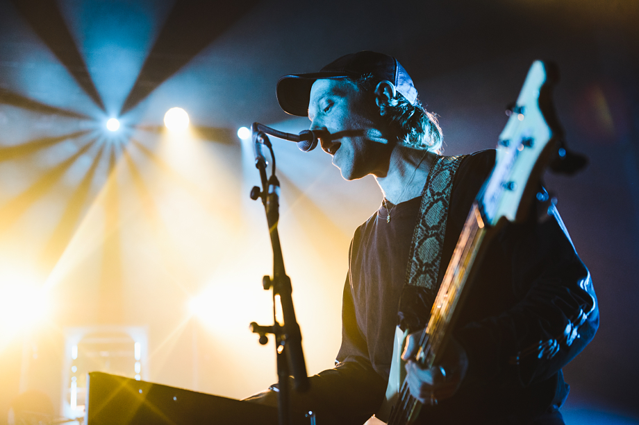Unknown Mortal Orchestra - Danforth Music Hall-3