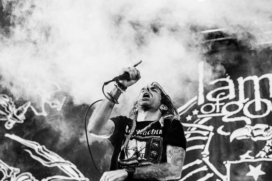 Lamb Of God - Budweiser Stage-7