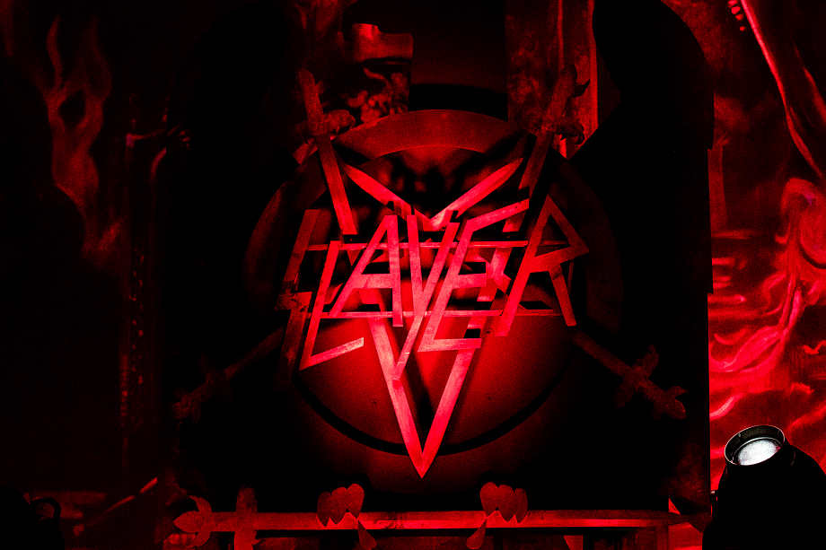Slayer - Budweiser Stage-2