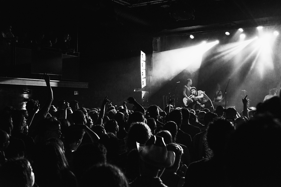 The Vaccines - The Mod Club-16