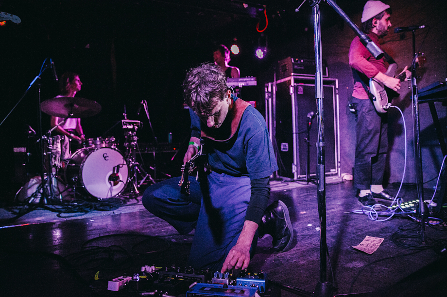 Methyl Ethel at The Garrison