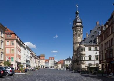 Markt Altenburg Rathaus