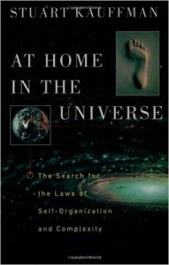 At Home in the Universe by Stuart Kauffman