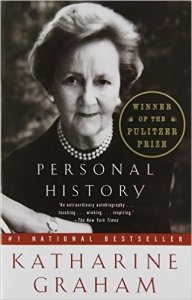 Personal History by Katherine Graham