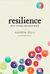 Resilience: Why Things Bounce Back by Andrew Zolli and Ann Marie Healy