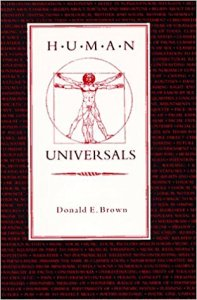 Human Universals by Donald Brown
