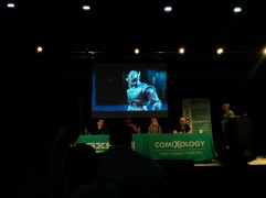 A clip from Marvel's What the?! stop motion series to get things started - Photo by Blas Garcia