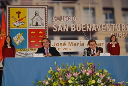 Aznar en Murcia