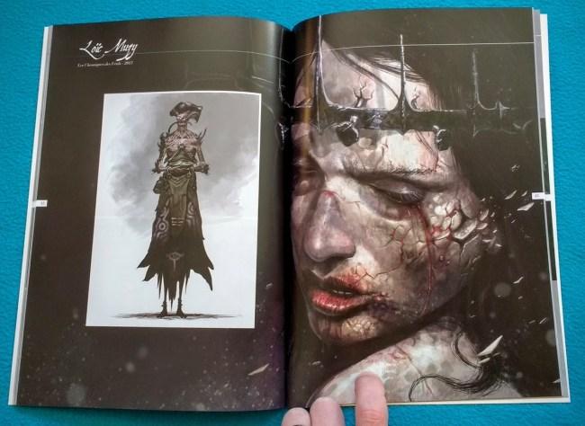 Artbook internal