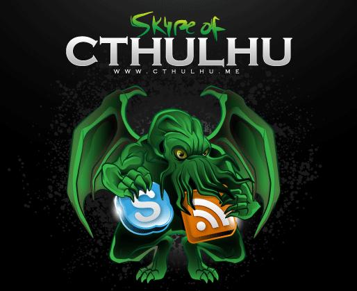 Skype of Cthulhu