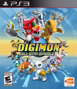 DigimonAllStarRumble