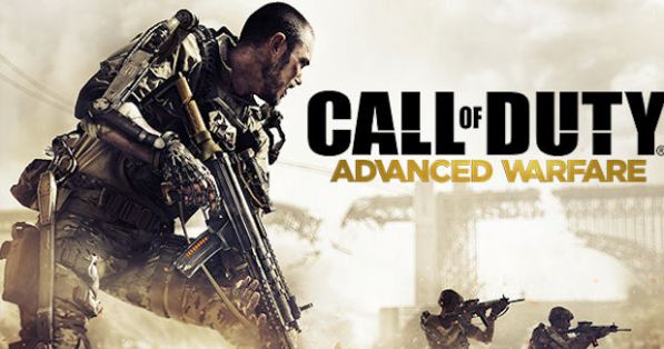 Call of Duty Advanced Warfare Coverart