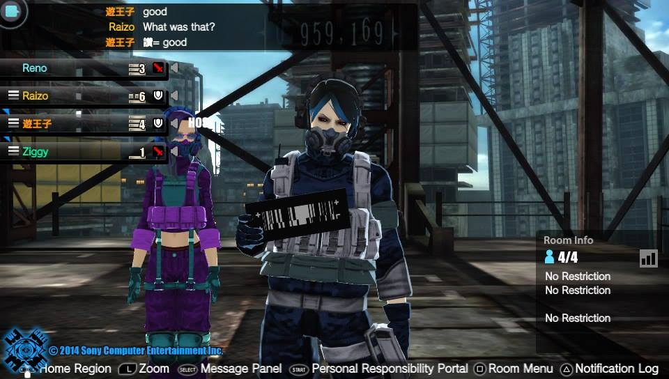 Review: Freedom Wars – Welcome to the Panaopticon Sinners