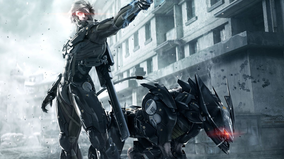 Metal Gear Rising Among the Games Joining Xbox's Backwards Compatibility  List