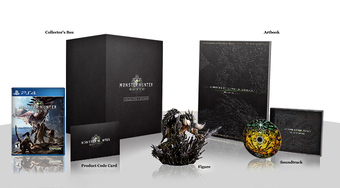 Monster-hunter-world-collectors-edition