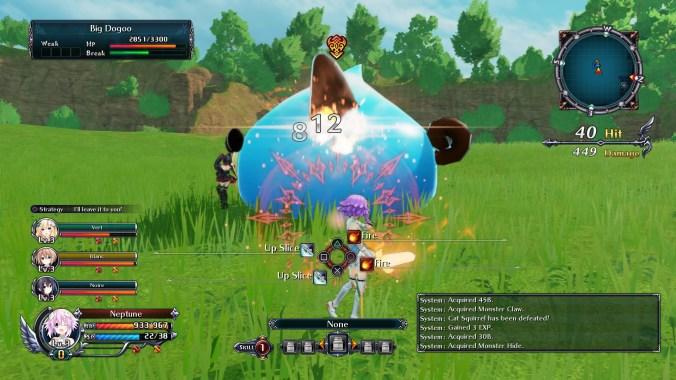 Cyberdimension Neptunia: 4 Goddesses Online_20170926122633