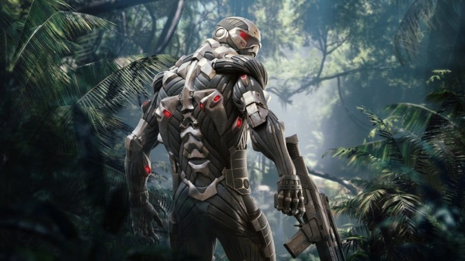 Crysis Remastered Key Art