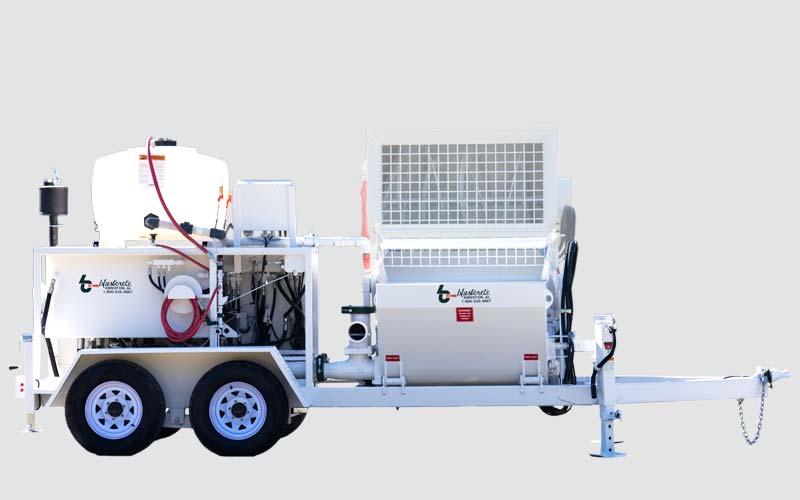 HBS-1500 Concrete Mixer