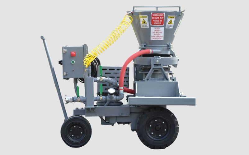 AA020 Gunite Machine