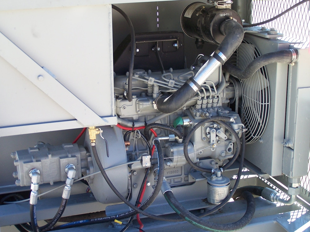20 HP Electric Motor