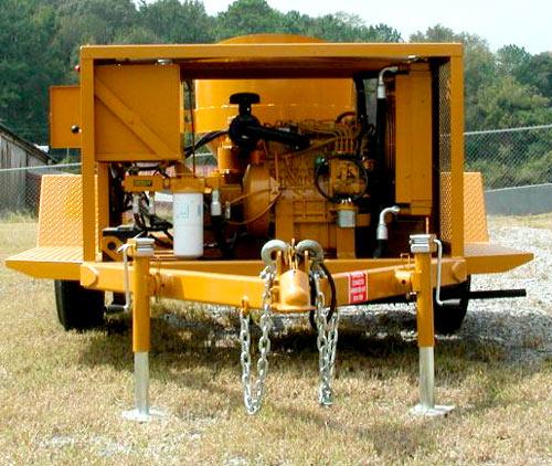 D3522 Concrete Pump