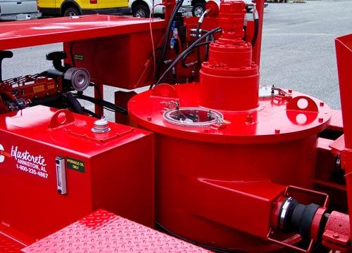 RD6536 Concrete Squeeze Pump