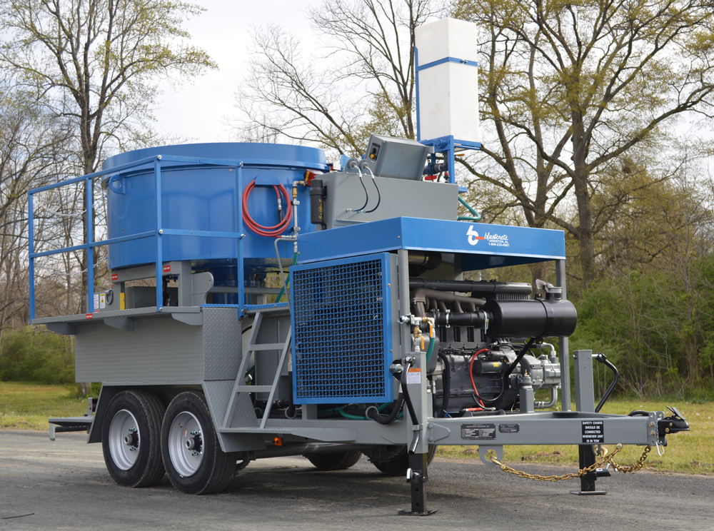 MX-20 Concrete Mixer Pump