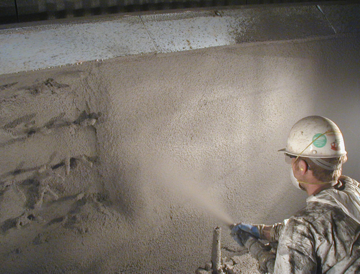 Monolithic Refractory Installation in Cement Kilns