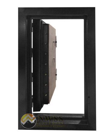 door for bank vault