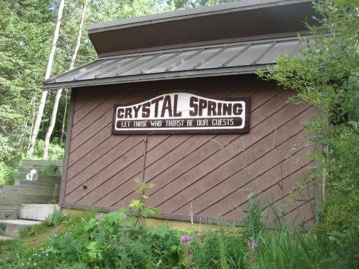 crystal spring colorado