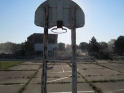 empty hoop