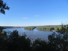 mighty mississippi river (view from mines of spain)