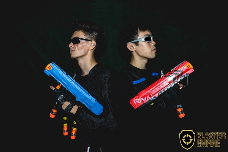 Nerf Rival Blasters for Nerf War 4