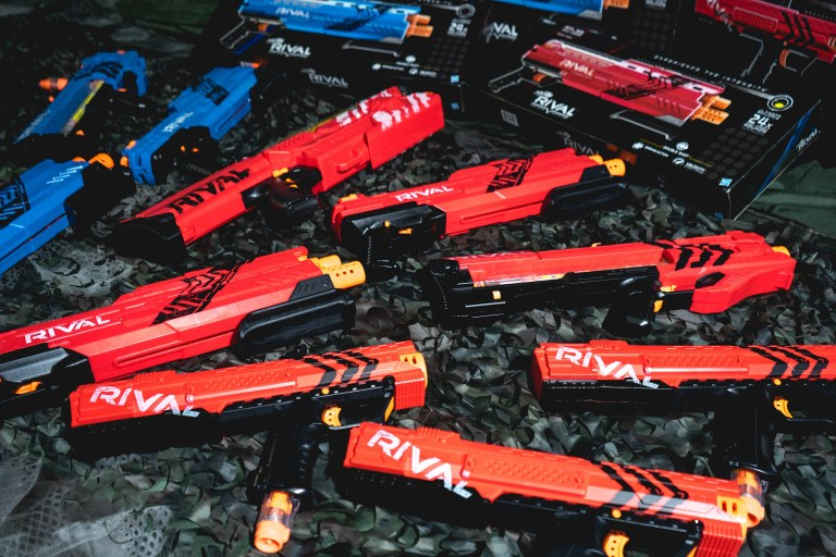 Nerf Rival Blasters