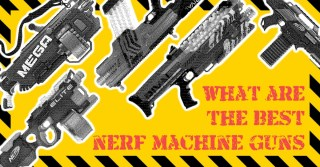 What are the best NERF Machine Guns?
