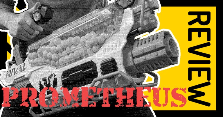 Nerf Rival Prometheus MXVIII-20K Review