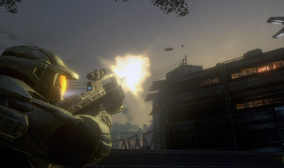 Halo 3 before scanlines
