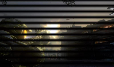 Halo 3 after scanlines