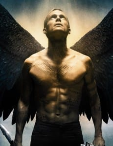 Paul Bettany's abs