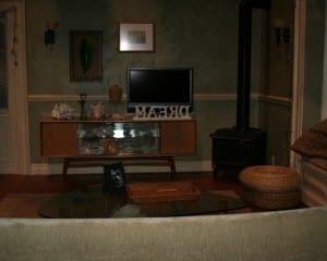 Joanna's room in Eastwick (Blast staff photo/Conception Allen)