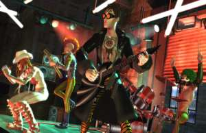 Rock Band 2. Image courtesy of Harmonix.