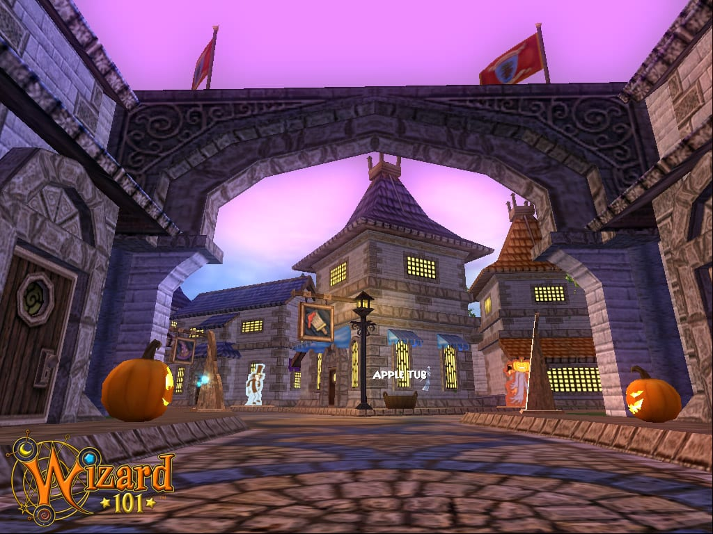 Wizard101 Hallowe En