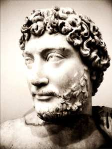 Hadrian was known as one of the good emperors. (Media credit/WikiMedia)