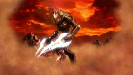 Anime Director Discusses Artistic Style Of Halo Legends Blast