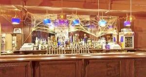 The Rear Bar at The Kells ... ah, memories