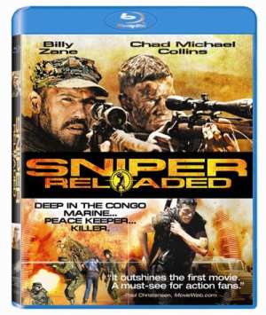 Sniper Reloaded box shot