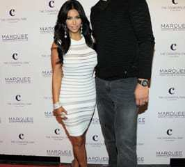 The once-happy couple seen on October 22 in Las Vegas, Nevada. (WireImage)
