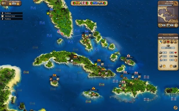Port Royale 3 Pirates And Merchants Review Life Of A