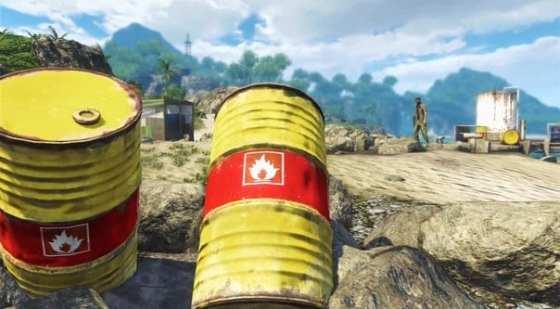 FC Barrels