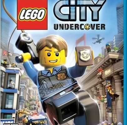 LEGO exclusive for the Wii U